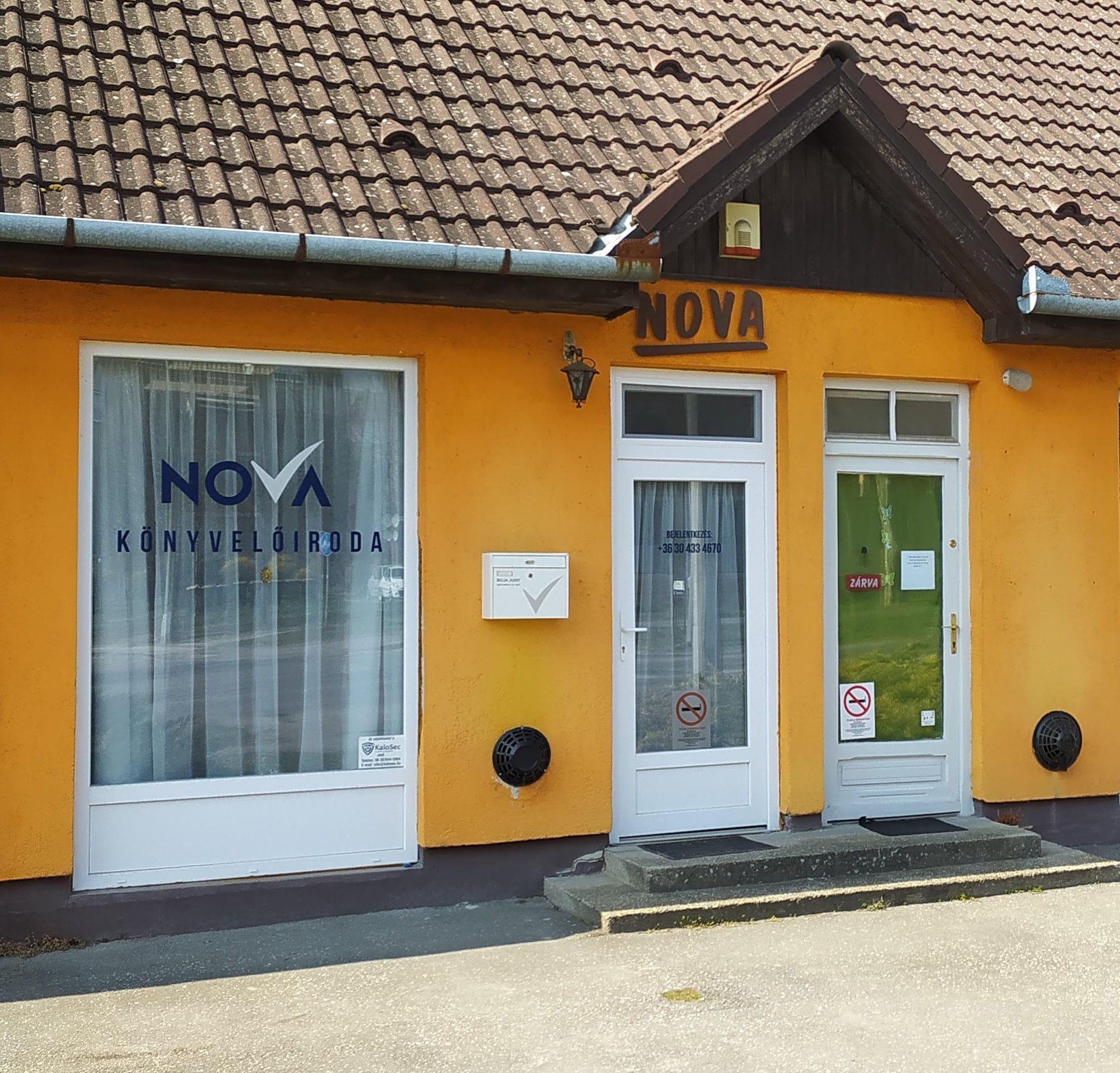 Nova Könyvelőiroda Kalocsa